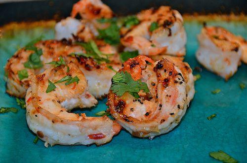 Sweet Chili Shrimp by Necessary Indulgences, via Flickr