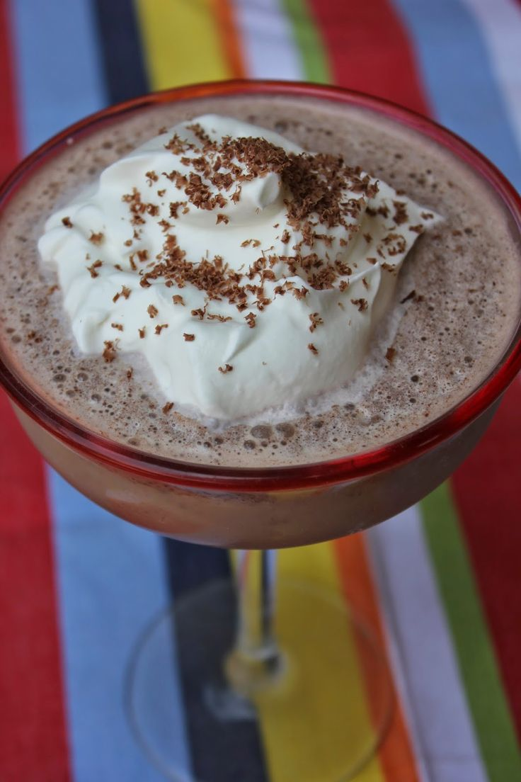 Deals to Meals: Frozen Hot Chocolate--Serendipity Style