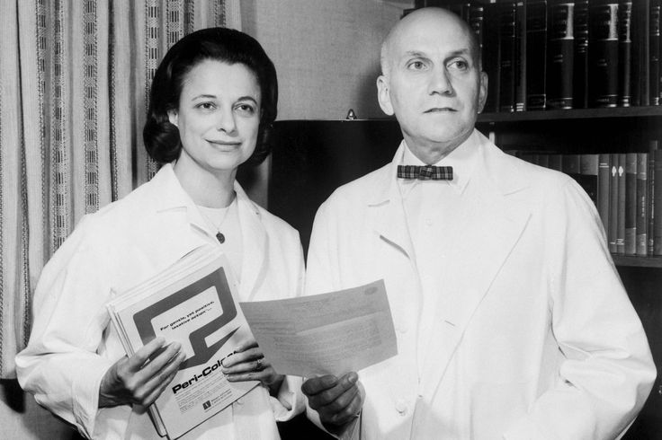 William masters and virginia johnson pioneers in the study of human