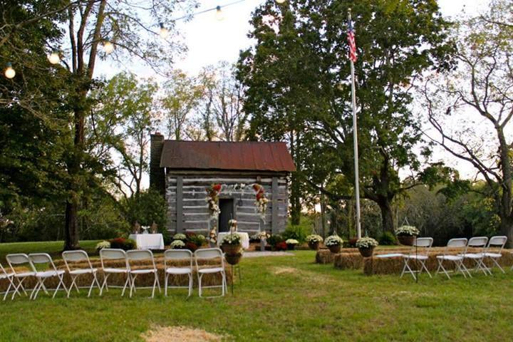 Rustic Log Cabin Wedding Wedding Party Ideas Pinterest