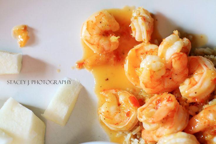 Thai Lemon Shrimp | Recipes to Prevent my Starving | Pinterest