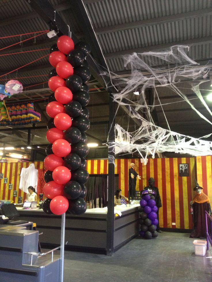 halloween warehouse on 290