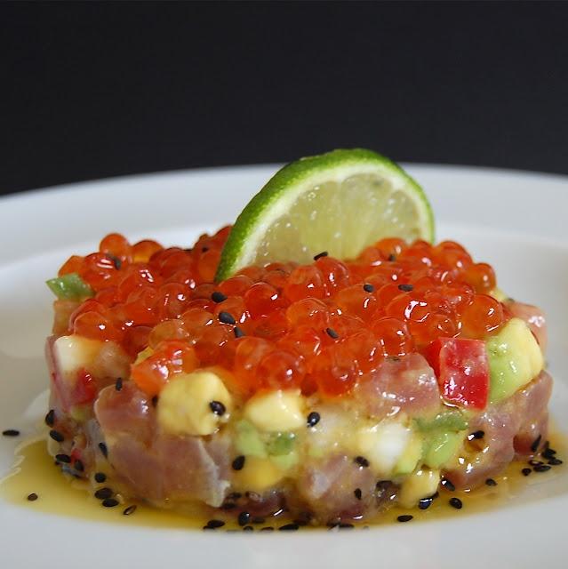 Asian Tuna Tartare Recipes — Dishmaps