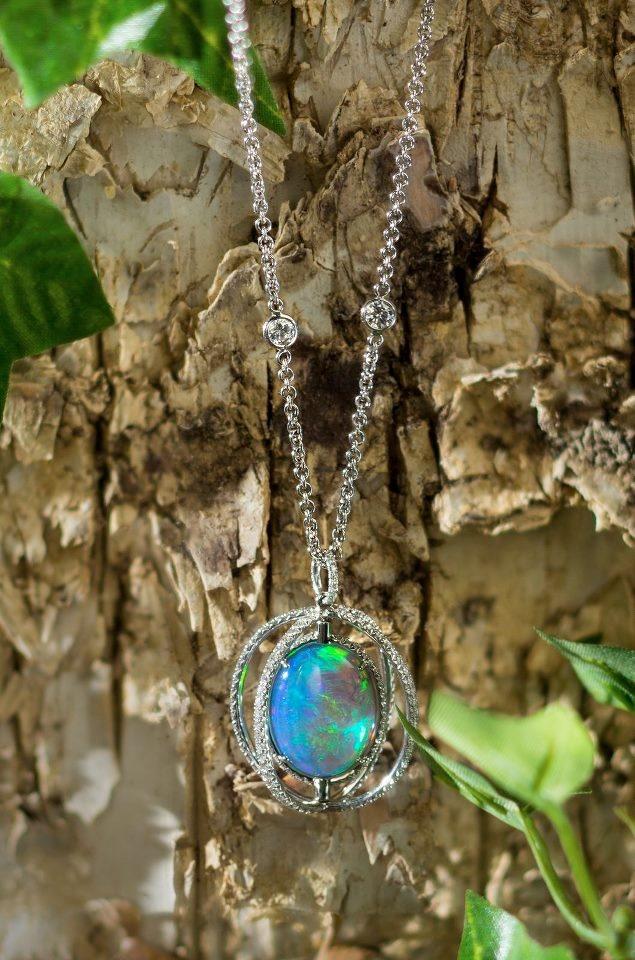 Jeffrey Daniels Unique Designs Opal