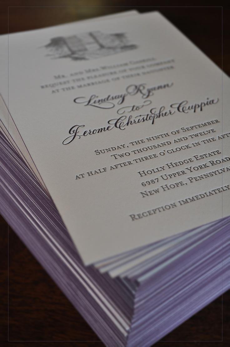 Ideas For Wedding Invitations as great invitation design