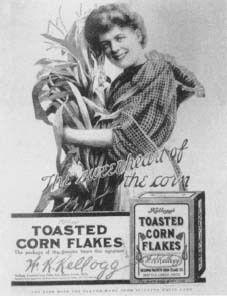 Image result for William Kellogg Corn Flakes