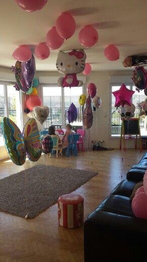 Deco anniversaire anniversaire enfant pinterest - Deco anniversaire enfant ...