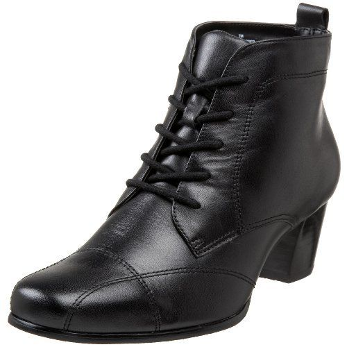 David Tate Women's Modern Boot leather Manmade sole Shaft measures