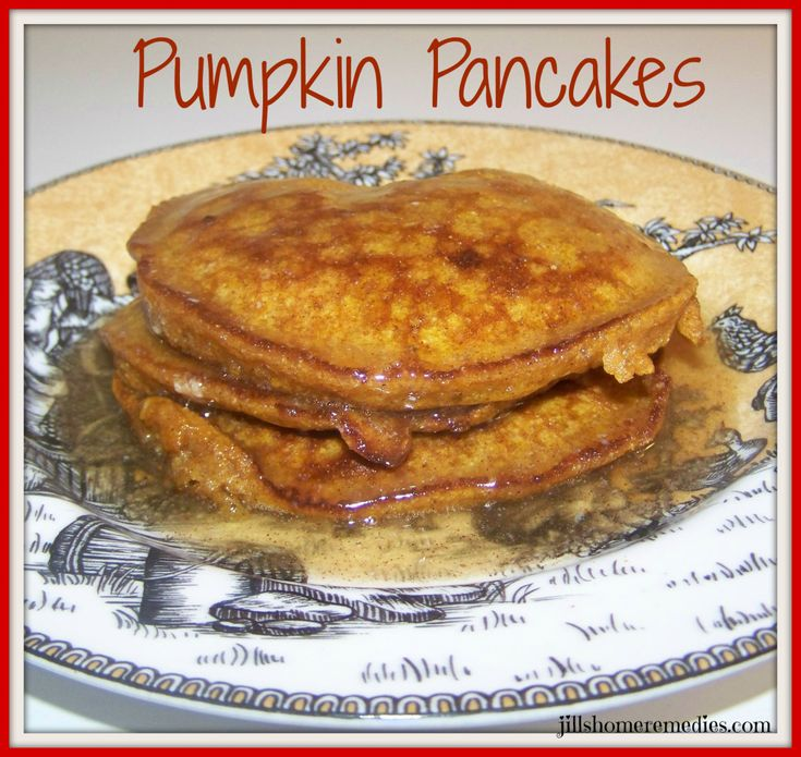 Whole-Wheat Pumpkin Pancakes | Grain Mill Wagon