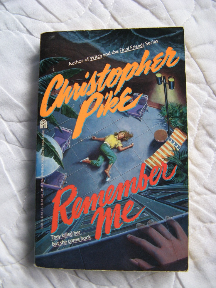 remember me by christopher pike book review