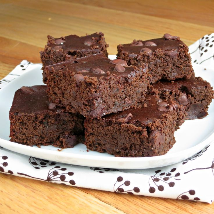 Black Bean Brownies | Recipe