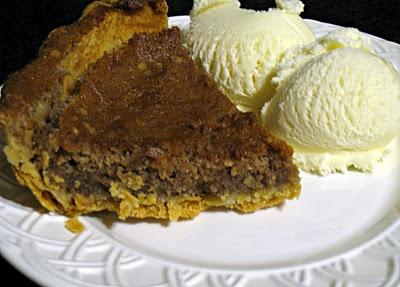 Cinnamon Custard Pie Recipe — Dishmaps