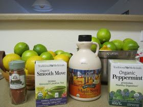 Sisters Do Food and Fitness: The Master Cleanse- My Personal Journey