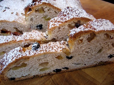 stollen | Recipes to Try: Bread & Baked Goods | Pinterest