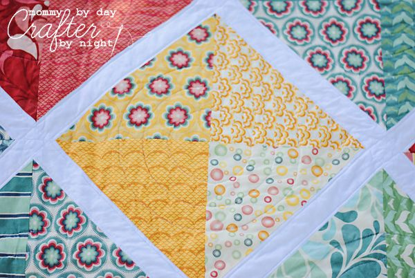 lattice quilt   1 layer cake  1 jelly roll