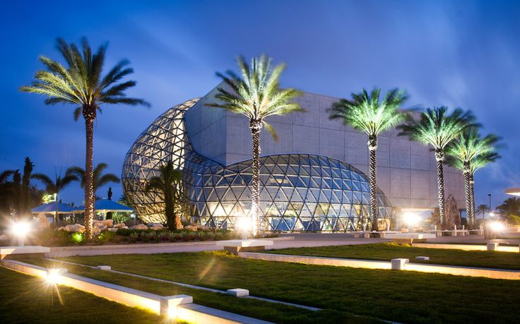 Dec 04, · Dali Museum at St. Petersburg is a must for friends of modern art. The building itself demonstrates just outstanding design. I hope the architect has been decorated with a special price!!/5(K).