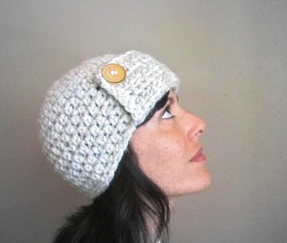 Crocheting With Thick Yarn : Chunky yarn