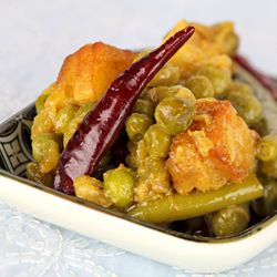 Mattar Tofu Paneer. | Vegan Eats | Pinterest