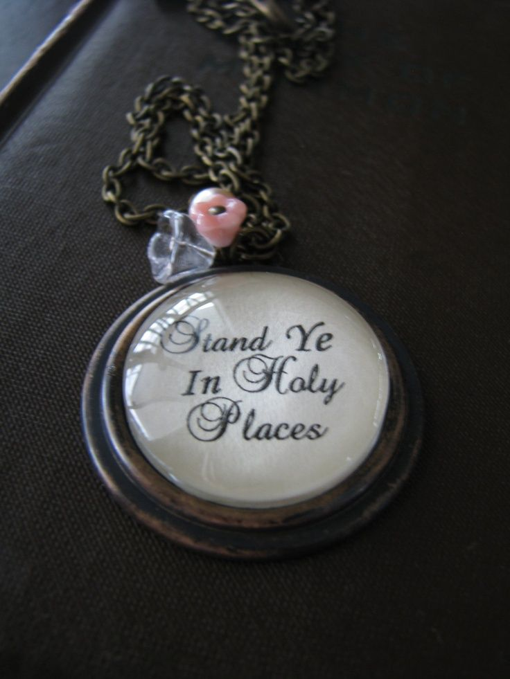 lds women pinterest | 2013 LDS Young Women Theme Necklace...LOVE this ...