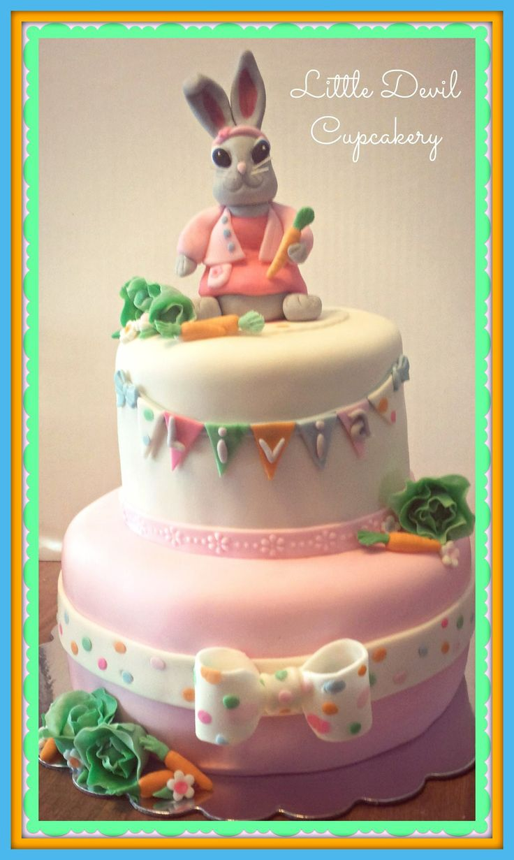 Lily Bobtail Birthday Cake Image Inspiration of Cake and