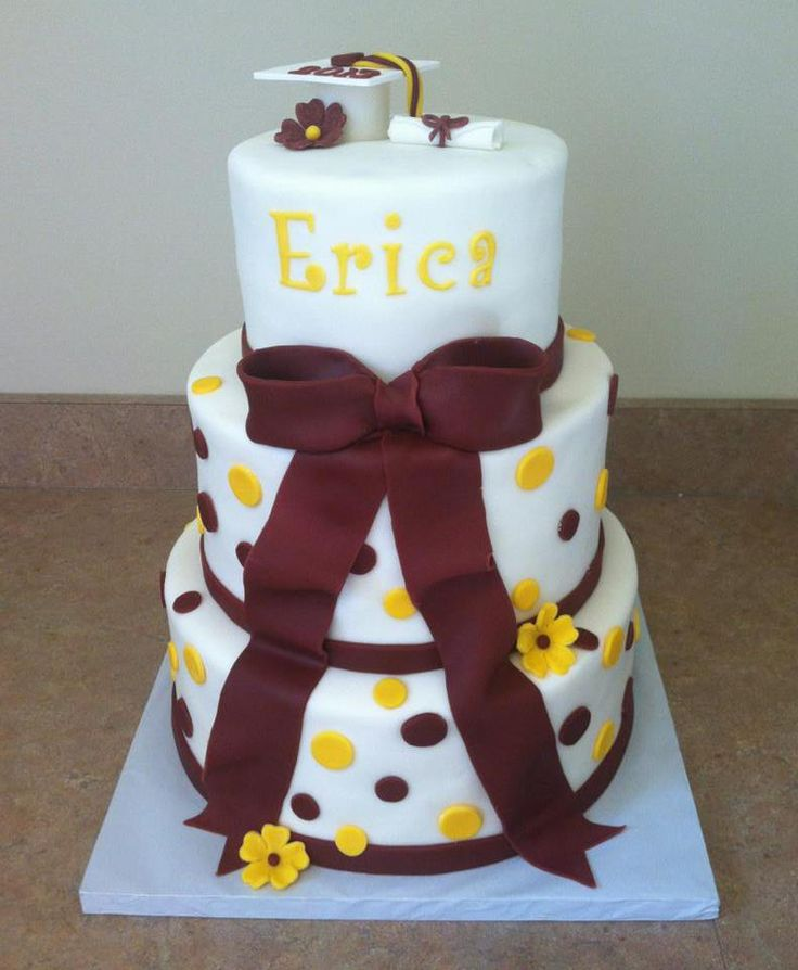 College Graduation Cake Images : College Graduation Cake party ideas Pinterest