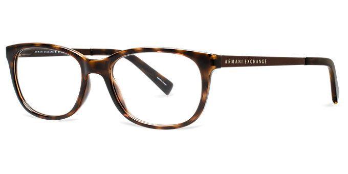 Designer Eyeglass Frames Lenscrafters : Armani Exchange, AX3005 stylie Pinterest