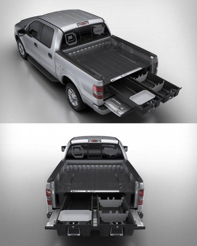 decked truck bed storage system large 650x811 Decked | Truck Bed ...