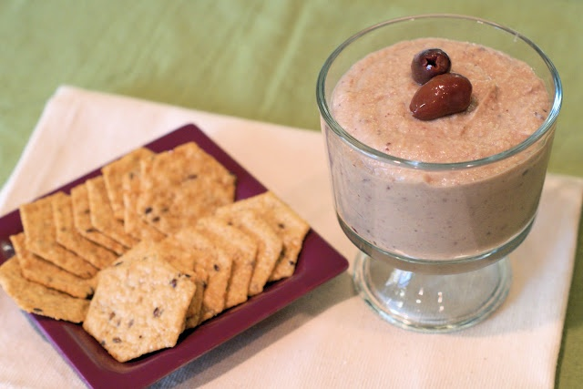 White Bean and Artichoke Dip from Sarah Bakes Gluten Free Treats blog