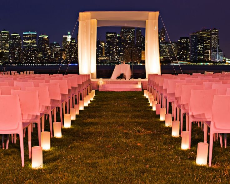 Ellis island weddings ah mazing table settings venues for Outdoor wedding venues in ny