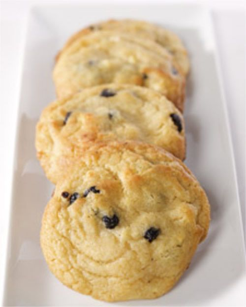 Blueberry-and-Cream Cookies | Jen's FOOD :) | Pinterest