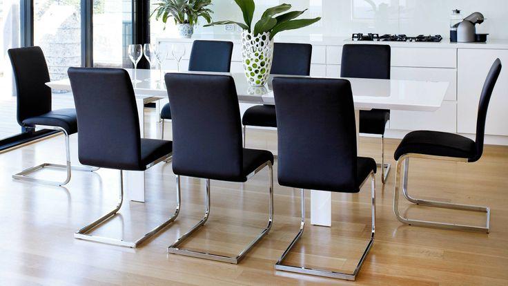 Black amp White Dining Furniture Pinterest : 6d275b22b7885d4d98b2821860a1ca5b from pinterest.com size 736 x 414 jpeg 48kB