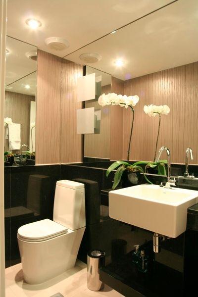 decoracao lavabos banheiros:Decoração Lavabo