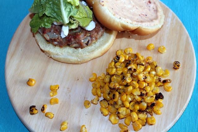 Onion Ginger Pork Burgers. | Pork and Hamville | Pinterest