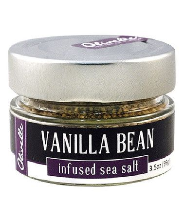 Vanilla Bean Sea Salt #zulily #zulilyfinds