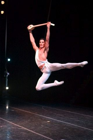 Fabrice Calmels | Muses of Dance | Pinterest