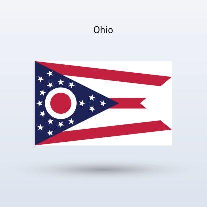 ohio flags