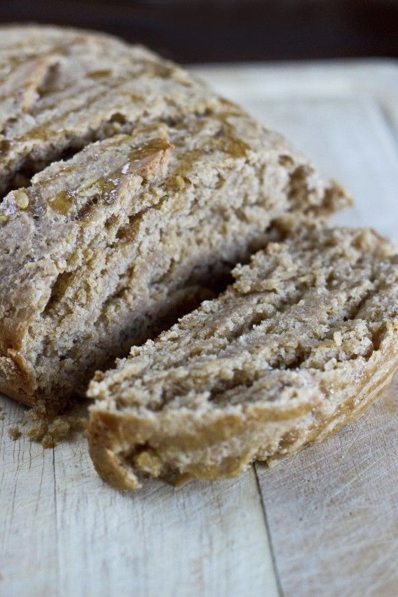 Maple Oat Bread (sub coconut oil for butter and WW flour for GF blend ...