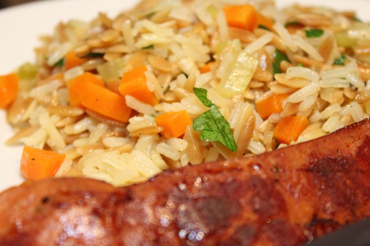 vegetable rice pilaf. I used this as kind of a reference for the old ...