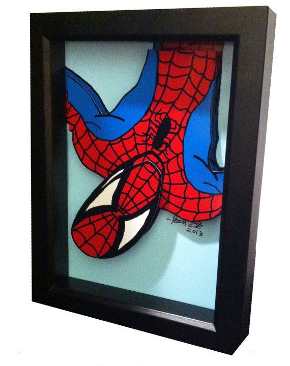 Spiderman pop art - photo#22