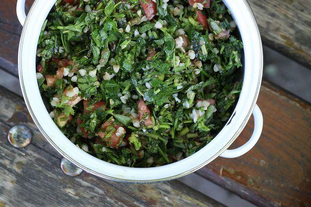 Buckwheat Tabbouleh Recipe — Dishmaps