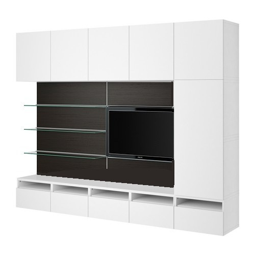 besta vara ikea 28 images best 197 shelf unit with doors lappviken black brown living room. Black Bedroom Furniture Sets. Home Design Ideas