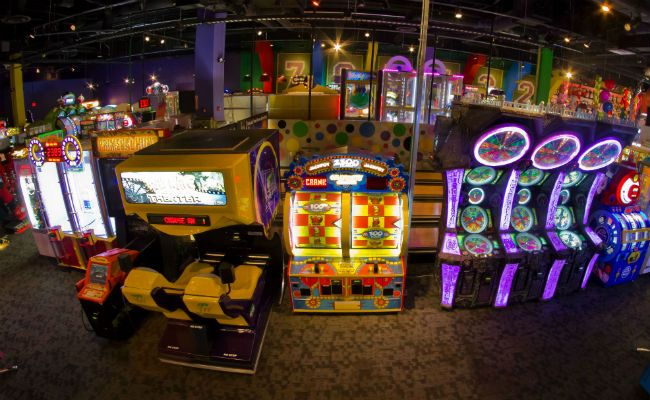 Game Room Arcade The Best Miami Area Birthday Parties Are At