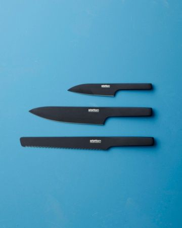... bad luck to give as a wedding gift. If knives are on your registry
