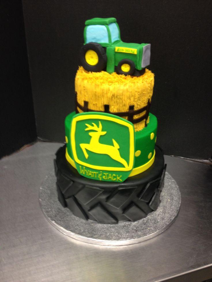 Birthday Cake Images John : John Deere cake Party Ideas Pinterest