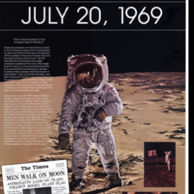 July 20 1969 Moon Landing - Pics about space