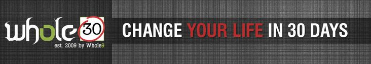 Whole9 | Let us change your life.