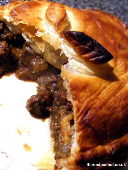 Steak and ale pie | Stuff I Should Eat | Pinterest