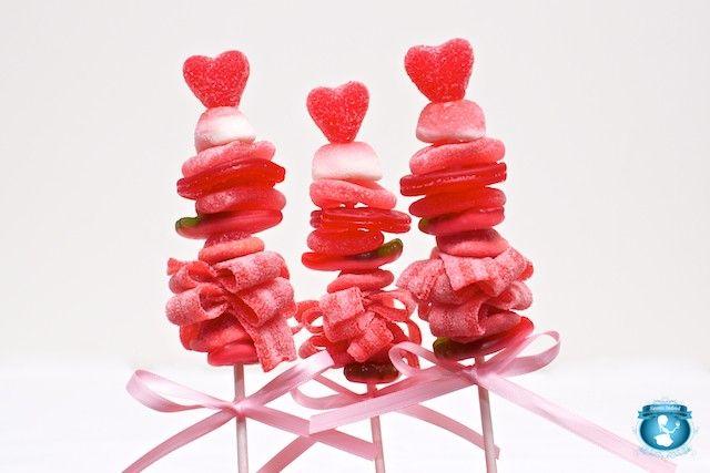 valentine's day gummy bears