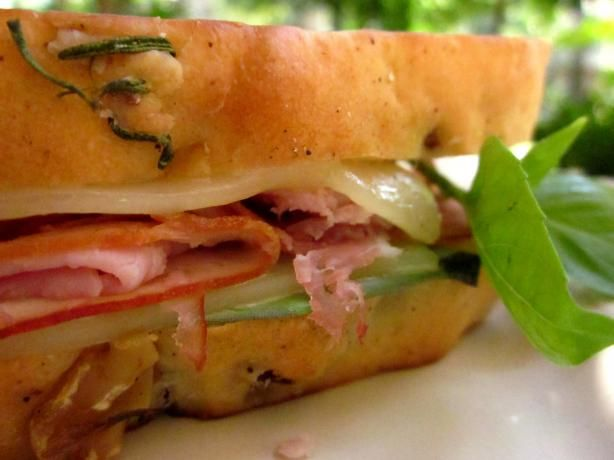 Italian Grilled Ham And Cheese Sandwich Recipe - Food.com - 442956