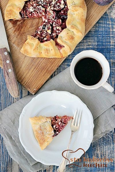 Fig Galette | Recipes | Pinterest